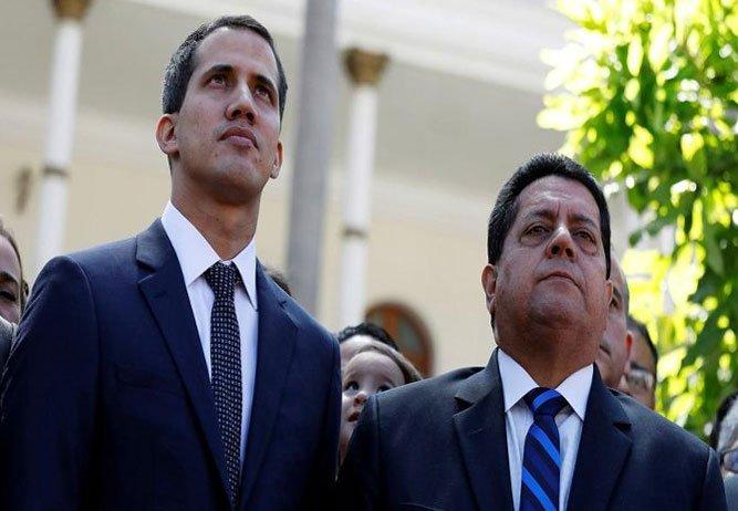 Venezuela'da başkan yardımcısı Zambrano tutuklandı
