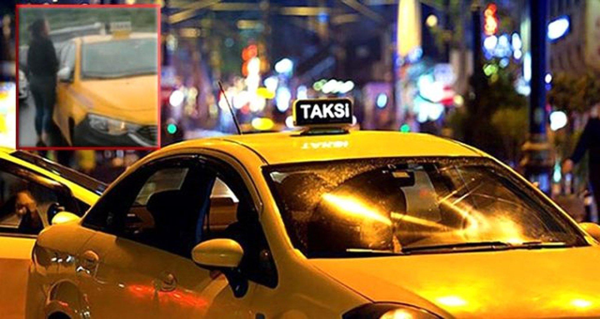 Photo of Kadın Yaya ile Taksici Arasında Tartışma