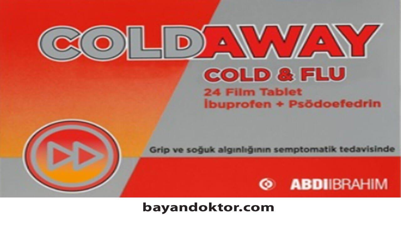 Coldaway Cold Flu Nedir? Kullanıcı Yorumları