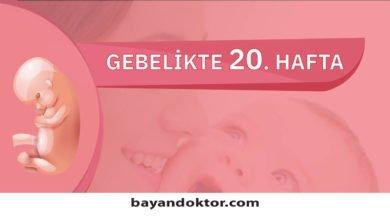 Photo of 20. Hafta Gebelik – Hafta Hafta Hamilelik0 (0)