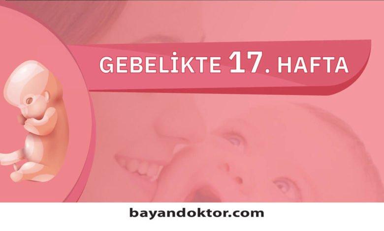 17. Hafta Gebelik – Hafta Hafta Hamilelik