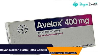 Photo of Avelox 400 mg 7 Film Tablet Nedir? Ne İşe Yarar?0 (0)