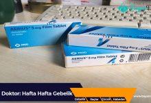 Photo of Aerius 5 mg 20 Film Tablet Nedir? Ne İşe Yarar?