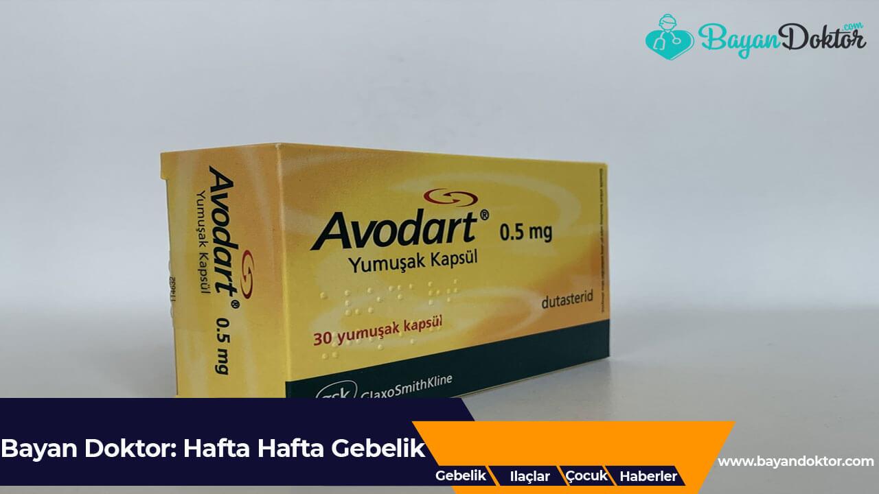 Avodart 0,5 mg 30 Yumuşak Kapsül Nedir? Ne İşe Yarar?