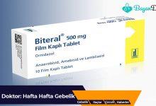 Photo of Biteral 500 mg Nedir? Ne İşe Yarar?