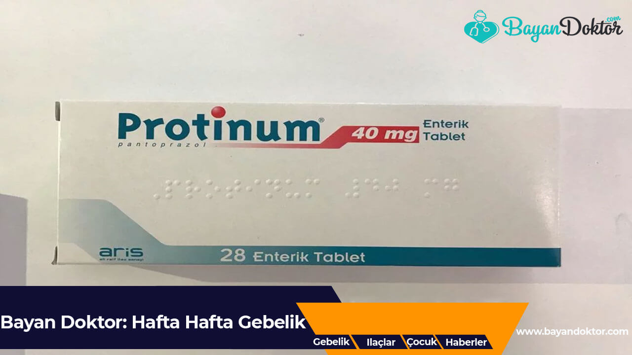 Protinum 40 mg Nedir? Ne İşe Yarar?